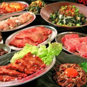 小倉にある食べ飲み放題が充実した焼肉店【焼肉食べ放題 カルビ市場 小倉店】