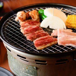 小倉で焼肉食べ放題がランチでも味わえる【焼肉食べ放題 カルビ市場 小倉店】
