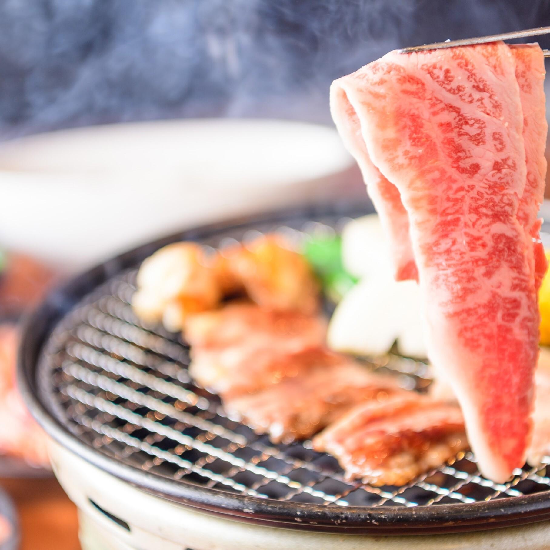小倉で焼肉が食べ放題の【カルビ市場 小倉店】