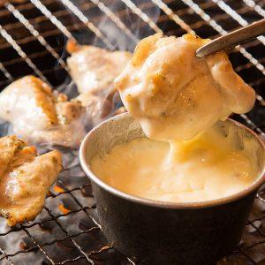 小倉にあるチーズフォンデュメニューが美味しい焼肉店【焼肉食べ放題 カルビ市場 小倉店】