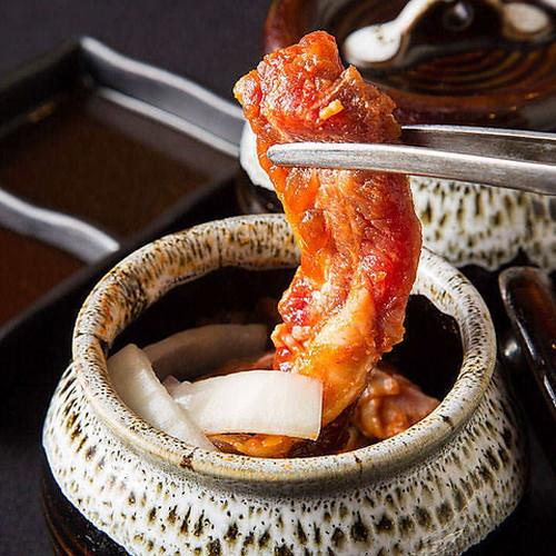 小倉にある壺漬けメニューが美味しい焼肉店【焼肉食べ放題 カルビ市場 小倉店】